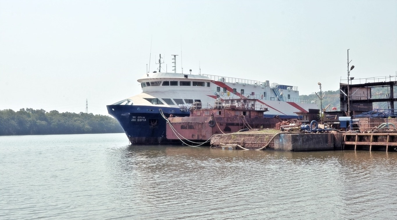 West Coast Shipyard | Goa