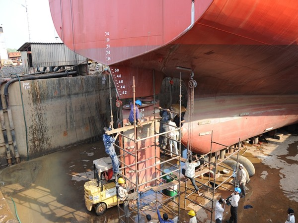 Ship-Repair | Goa